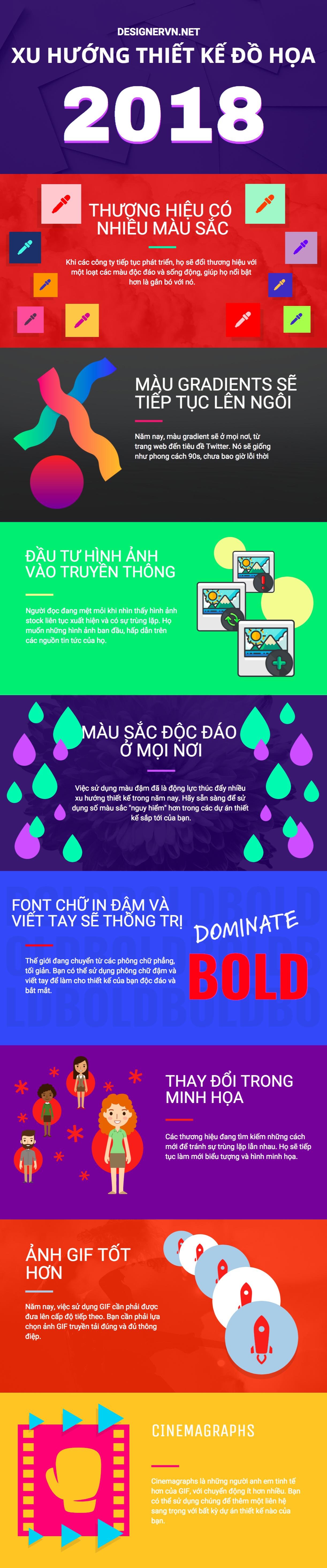Design Trends 2018 - by Hào Trương [Infographic  (1).