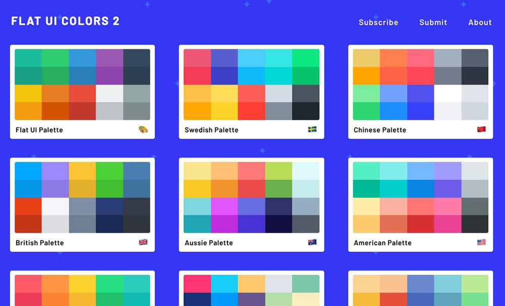 Flat-UI-Colors.