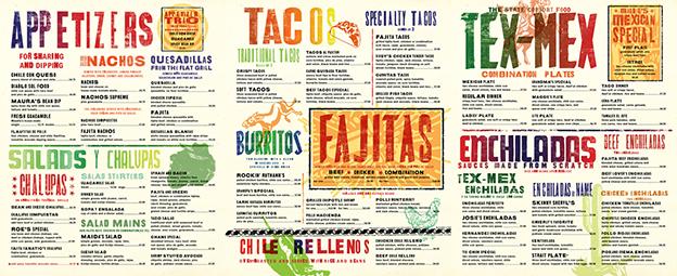 menu 8.