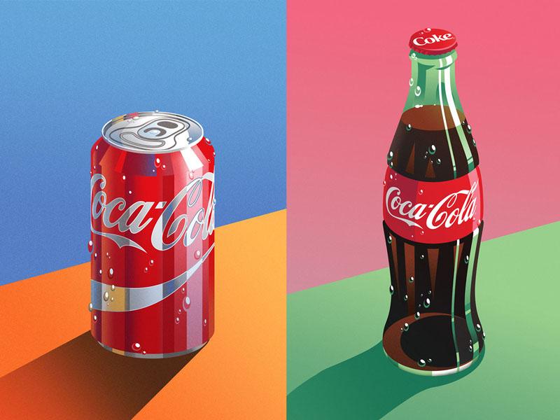 coca-cola .