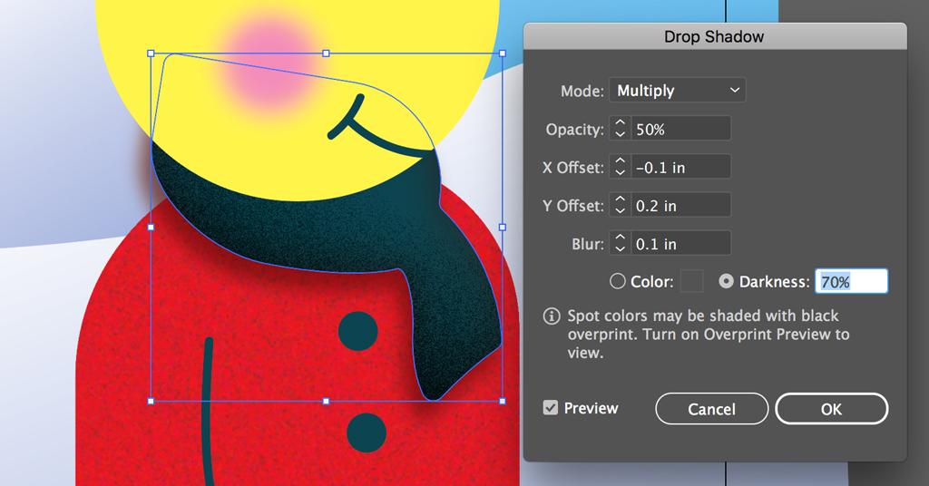 shutterstock-5-illustrator-vector-effects-drop-shadow1.