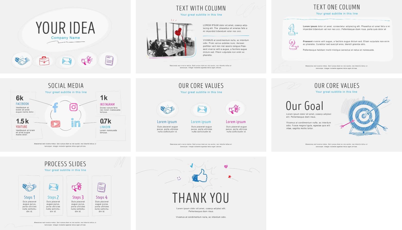 Free-Hand-Drawn-Google-Slides-Presentation-Previews.
