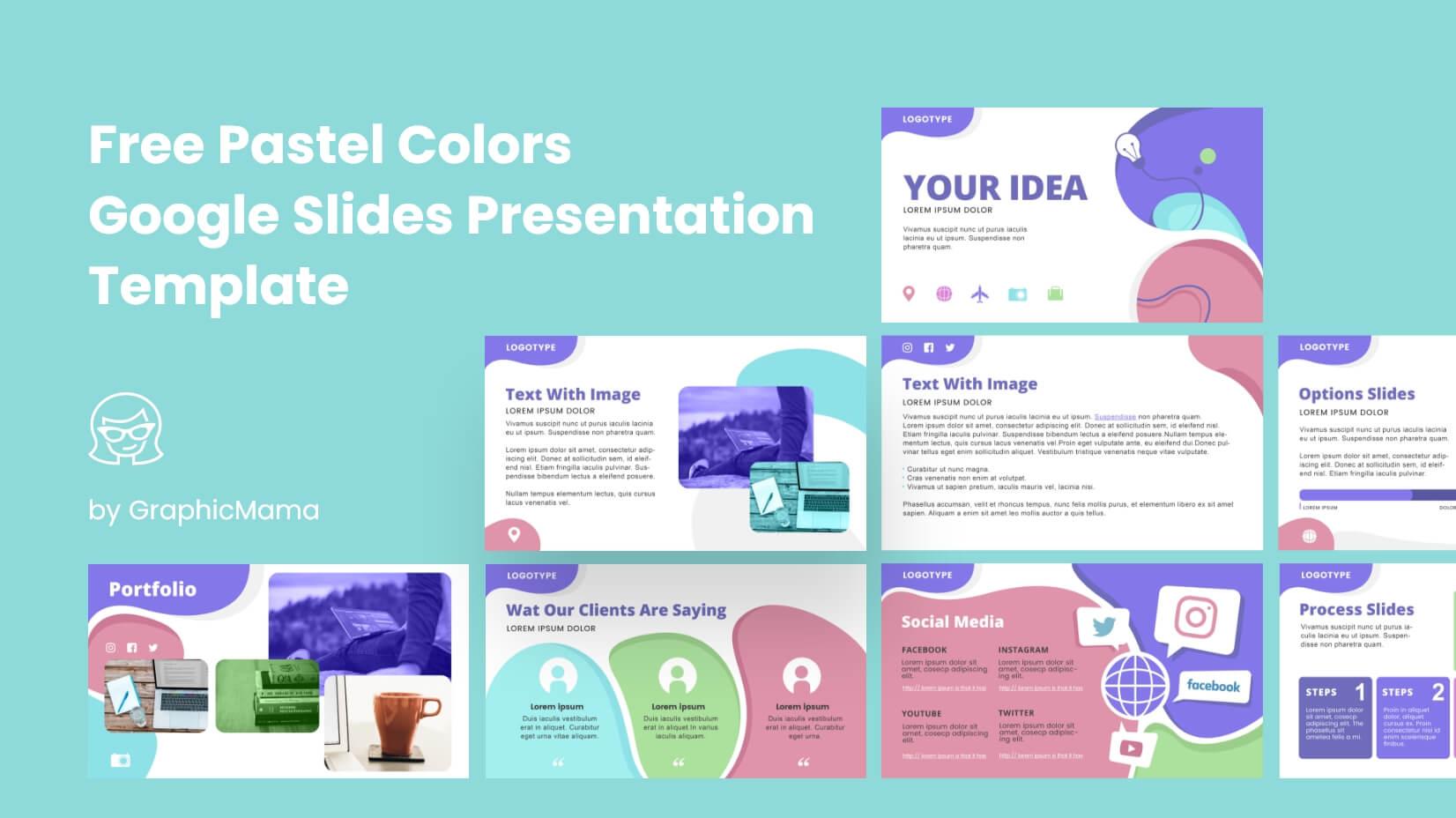 Free-Pastel-Colors-Google-Slides-Presentation-Template.