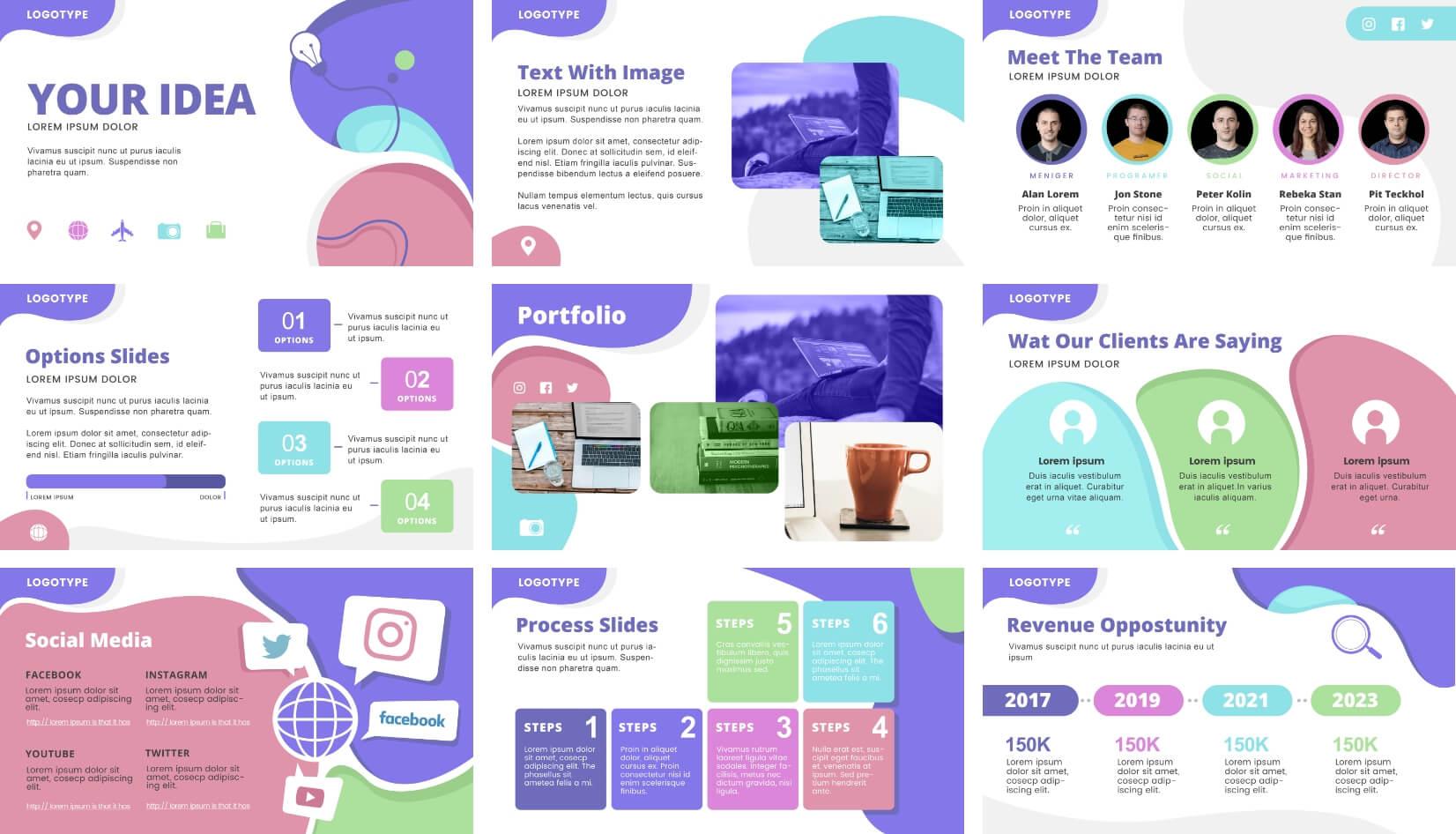 Free-Pastel-Colors-Google-Slides-Presentation-Template-Previews1.