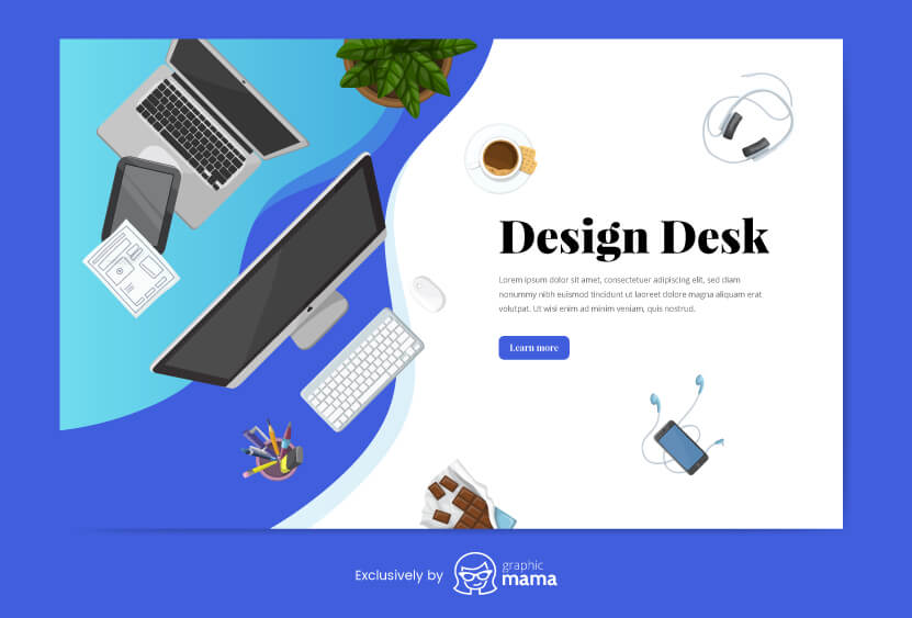 Free-Banner-Template-with-Business-Desk.