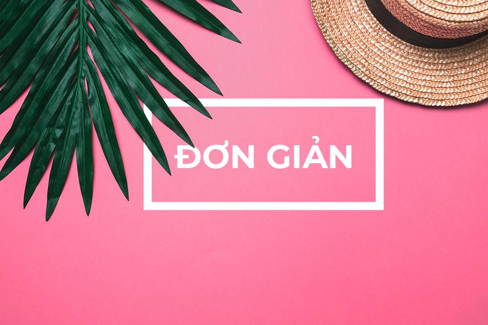 don-gian.