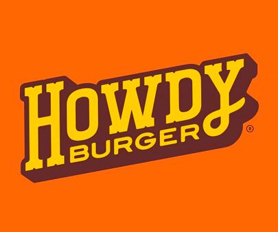 Howdy-Burger-Logotype-creative-typography-design-example.