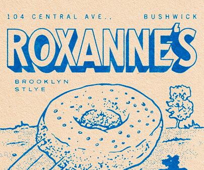 Roxanne-creative-typography-design-example.