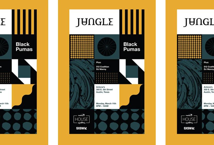 Jungle-SXSW-geometry-poster-example.