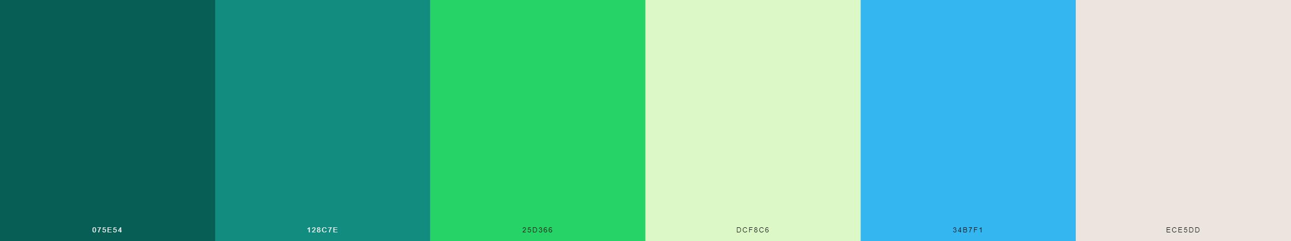 cách phối màu năm 2020