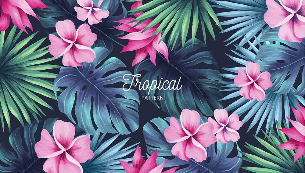 tropical-pattern.