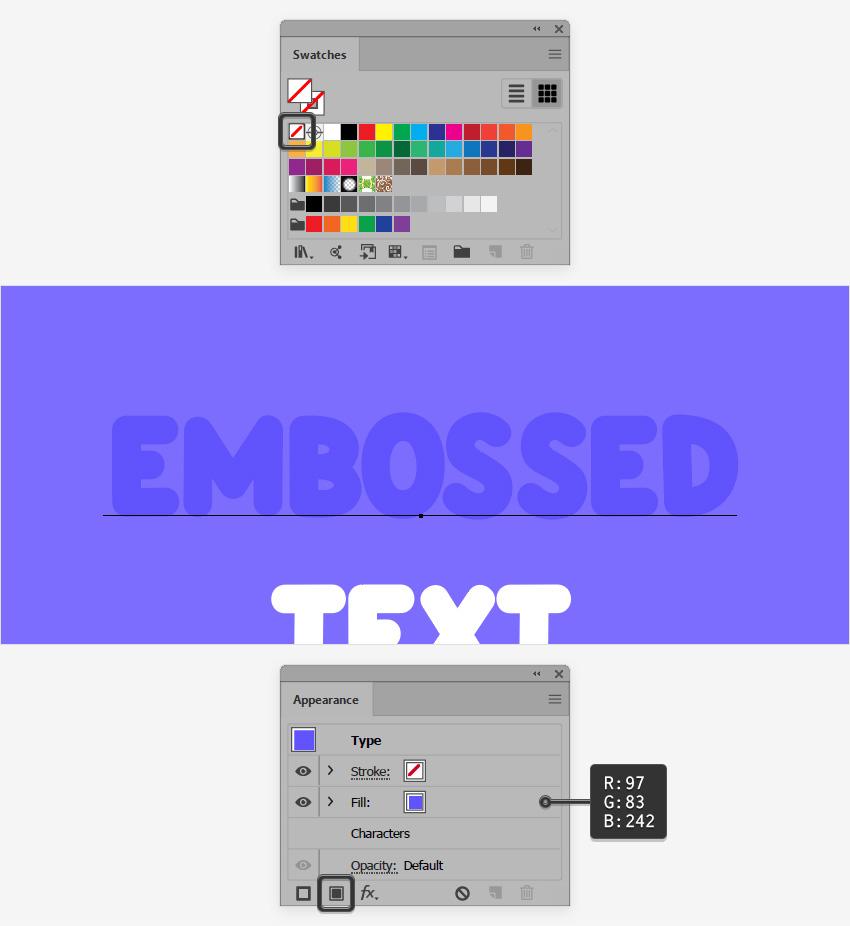EmbossedTextEffect3.