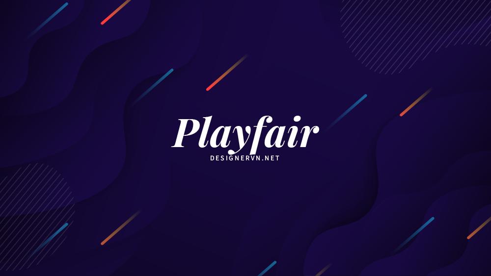 Playfair.