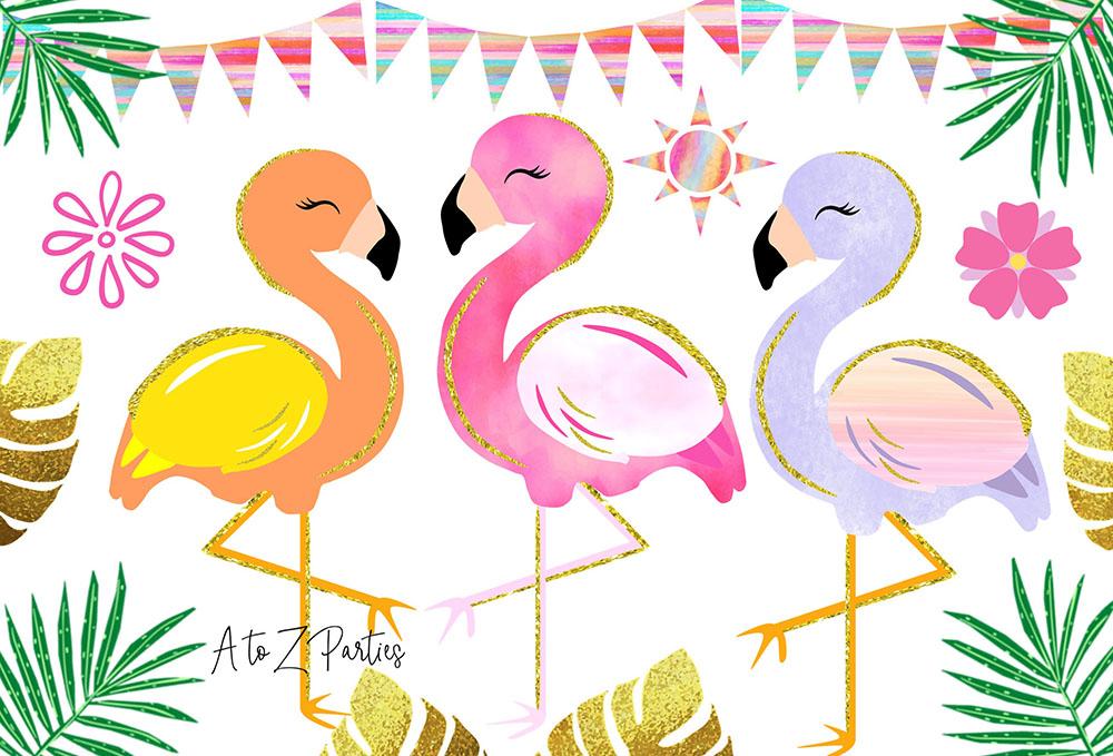 Flamingo-Glitter-Watercolor-Tropical-Graphics-1-1.