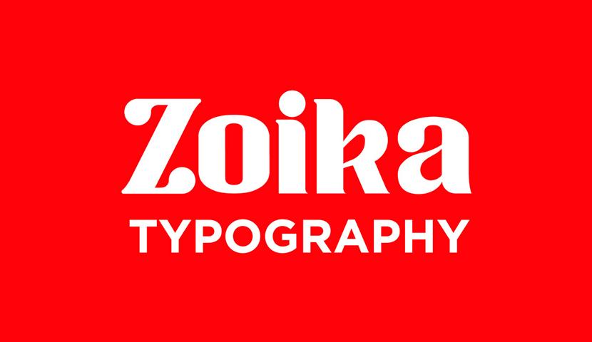 Zoika-typeface.