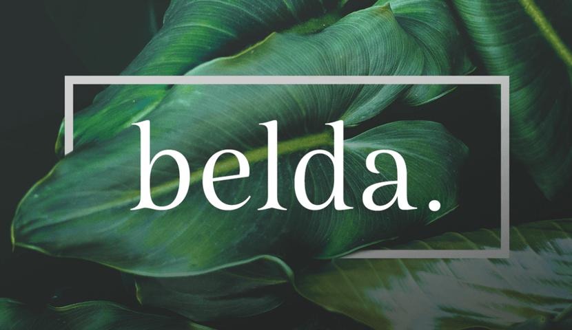Belda-font.