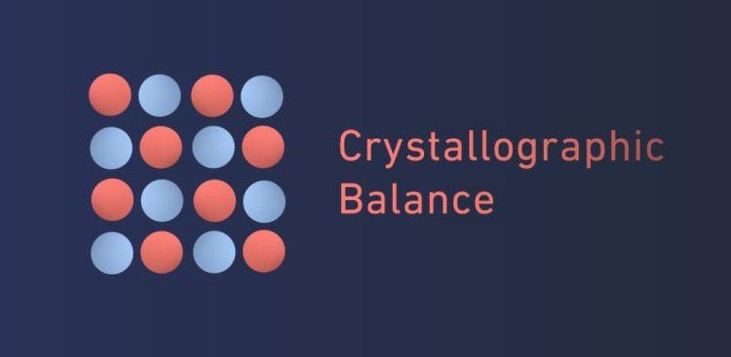 Crystallographic-Heading-Balance.