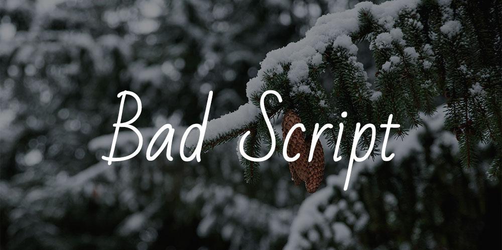 bad-script.