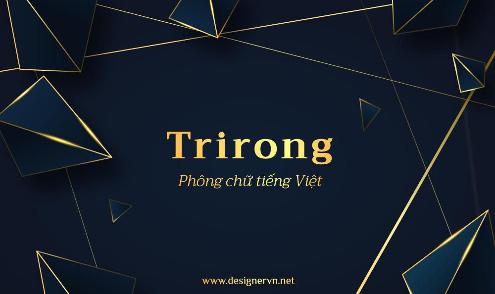 Trirong.