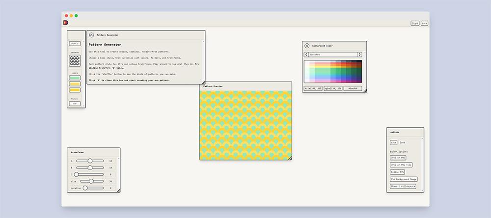 pattern-gene.