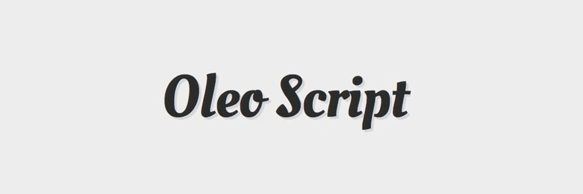 oleo-script.