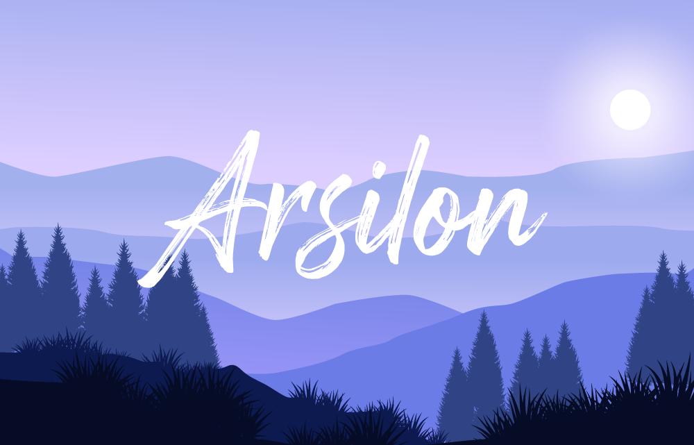 Arsilon .