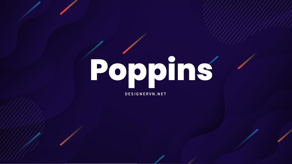 poppins.