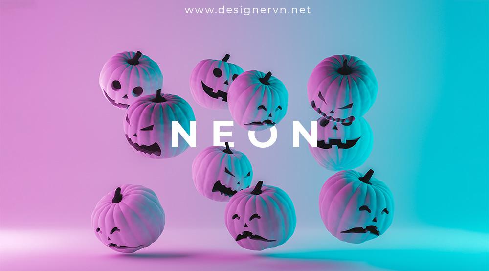 halloween-pumpkins-with-gradient-neon-lighting.